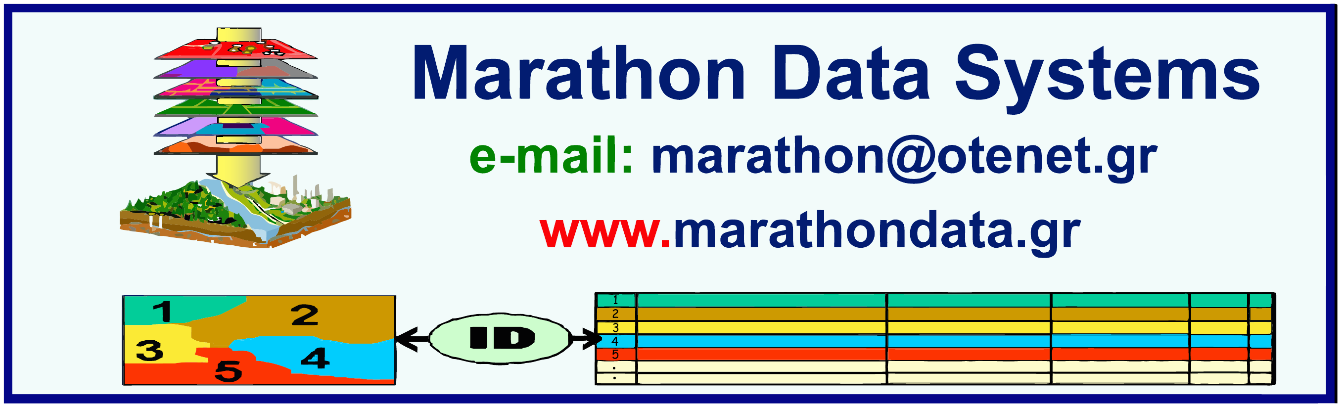 Marathon Data Systems logo